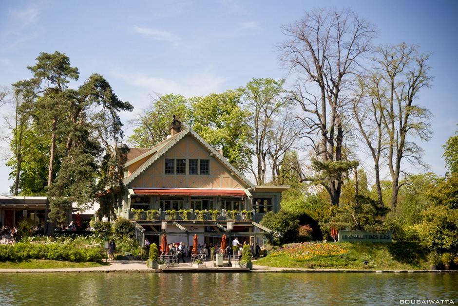 Image Bois De Boulogne : Mais le bois de Boulogne, malgr? ses 850 hectares n?est qu?un