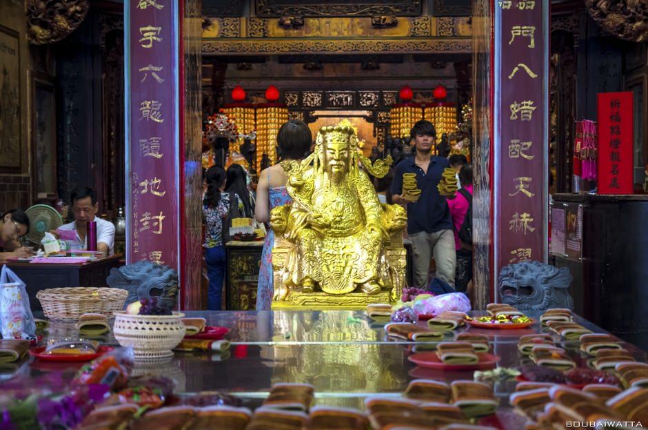Xiahai Chenghuang Temple 霞海城隍廟